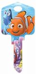 Hillman Fasteners 87630 Disney Finding Nemo Painted Key Blank