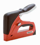 Arrow Fastener T50RED Heavy-Duty Staple Gun Tacker & Brad Nailer