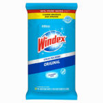 S C Johnson Wax 70232 Glass & Surface Wipes, 28-Ct.