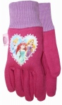 Midwest Quality Gloves PR102T Disney Princess Toddler's Jersey Glove