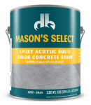 Duckback Products SC0062024-16 Epoxacryl Solid Color Concrete Stain - Gray