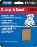 Norton Abrasives/St Gobain 48300 6-Pack 4-1/2 x 5-1/2-Inch 150-Grit Sanding Sheet