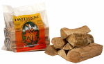Gish Logging/Hot Sticks 689725 Premium Firewood, .75- Cu. Ft.