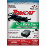 Motomco 22580 Rat Killer Station, Sealed