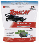 Motomco 22478 Mouse Killer Station, Refillable, 8-Pk.