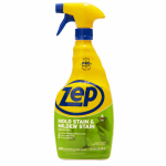 Zep ZUMILDEW32 Mildew Stain Remover, Scrub-Free, 32-oz.