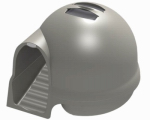 Petmate 50021 Cleanstep Booda Domed Litter Box
