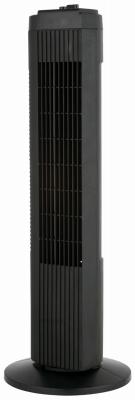 FZ10-19M Oscillating Tower Fan,  3 Speeds, 27-In. - Quantity
