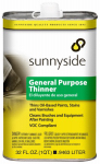 Sunnyside 47632 QT VOC GP Paint Thinner