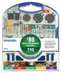Dremel Mfg 709-02 110-Piece Super Accessory Kit
