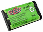 Interstate All Battery Ctr TEL0006 Cordless Telephone Battery, 3.6-Volt, 700Mah Nimh