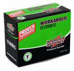 "Interstate All Battery Ctr DRY0080 Workaholic Alkaline Battery, ""C"", 12-Pk."