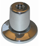 Larsen Supply 03-1759 Central, Chrome, Tub & Shower Flange