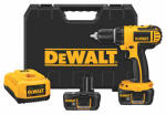 Black & Decker/Dewalt DCD760KL 18-Volt Cordless Compact Lithium-Ion Drill/Driver Kit, 1/2-Inch