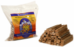 Gish Logging/Hot Sticks 689725-00030 Premium Hardwood Kindling, .30-Cu. Ft.