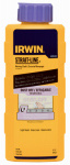 Irwin Industrial Tool 4935426 Dust Off Chalk, Violet, 6-oz.