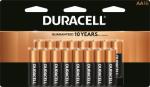 "Duracell Distributing Nc MN1500B16 Alkaline Batteries, ""AA"" , 16-Pk."