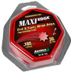 Arnold WLM-105 2-Pack 30-Ft. Red .105 Maxi Edge Trimmer Line