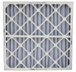 Flanders 80055.042424 Pre-Pleat 40 Furnace Filter, 24x24x4-In., Must Purchase in Quantities of 6