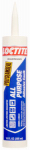 Henkel 1936542 Polyseamseal, 2-in-1 Seal & Bond All Purpose Sealant, Almond, 10-oz.