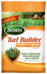 Scotts Lawns 38005 Super Turf Builder Fertilizer with Summerguard, 30-0-4, Covers 5,000-Sq.-Ft.