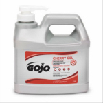 Gojo Industries 2356-04 Pumice Hand Cleaner, Cherry Gel, .5-Gal. Pump