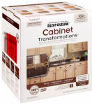 Rust-Oleum 258109 Small Cabinet Transformations Kit, Light Tint Base