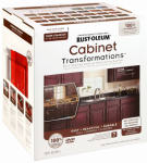 Rust-Oleum 258240 Small Cabinet Transformations Kit, Dark Tint Base