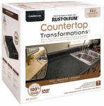 Rust-Oleum 258285 Countertop Transformations Kit, Charcoal