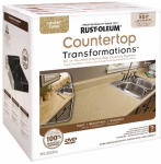 Rust-Oleum 258286 Countertop Transformations Kit, Desert Sand
