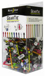 Nite Ize GT3MGB-09-A1 Gear Tie, Assorted Colors, 3-In.