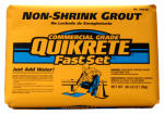 Quikrete 1585-09 60LB Non Shrink Grout