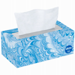 Kimberly-Clark 37390 Facial Tissue, 2-Ply, White, 160-Ct.
