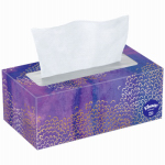 Kimberly-Clark 25861 Ultra Soft Facial Tissue, 120-Count White