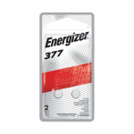 Eveready Battery 377BPZ 1.5V Watch/Electronic Silver Oxide Battery
