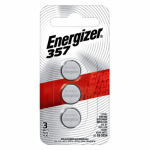 Eveready Battery 357BPZ-3N 3-Pack 1.5V Watch/Calculator Battery