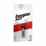 Eveready Battery A27BPZ A27 Keyless Auto-Entry Battery, 12-Volt