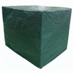 Zhejiang Deqing Ruide Industrial MT GRN/BRN PALLET COVER Green/Brown Pallet Tarp Cover, 5 x 4 x 4-Ft.