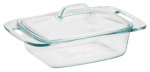 World Kitchen 1085801 Easy Grab 2-Qt. Casserole With Cover