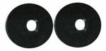 Larsen Supply 02-1106P 2PK 1/4 Large Flat Washer