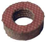 Larsen Supply 02-1732P 7/16x7/8 Square Pack Washer