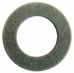 Larsen Supply 02-1816P 1/2x13/16 Fiber Washer