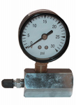 Larsen Supply 13-1903 30PSI Gas Test Gauge