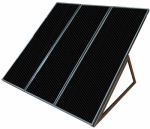 Sunforce Products 58050 55-Watt Solar Panel Charging Kit