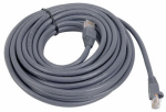 Audiovox TPH632 Cat6 Network Cable, 250Mhz, Gray, 25-Ft.
