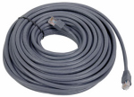 Audiovox TPH633 Cat6 Network Cable, 250Mhz, Gray, 50-Ft.
