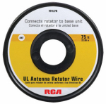 Audiovox VH127N Antenna Rotor Wire, 75-Ft.