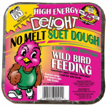 C & S Products 12505 High Energy Delight No-Melt Suet Dough, 11-oz.
