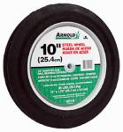 Arnold 490-323-0001 10-Inch Steel Universal Lawn Mower Wheel