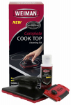 Weiman Products 98 Complete Stove Top Cleaning Kit